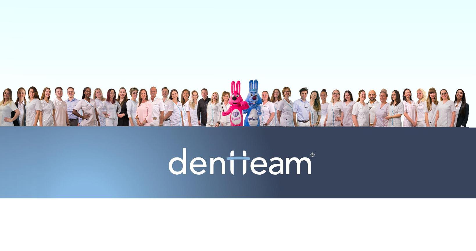 Het ontstaan van Dentteam